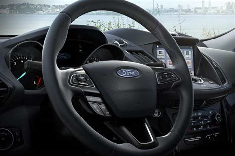 ford escape interior 2017 ford 174 escape suv photos colors 360
