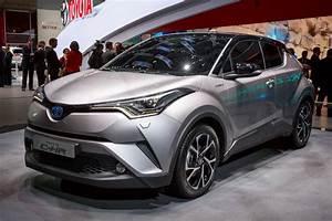 El Nuevo C-hr De Toyota Es El Peque U00f1o  U0026 39 Crossover U0026 39  Que Estabas Esperando  Fotos