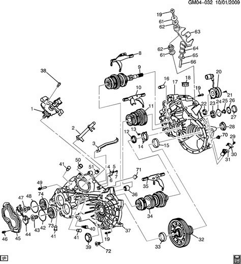 For A 2009 Chevy Hhr Wiring Diagram by Chevy Hhr Manual Transmission Diagram Html