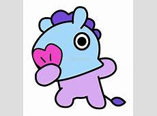 Koya BT21 Characters Images