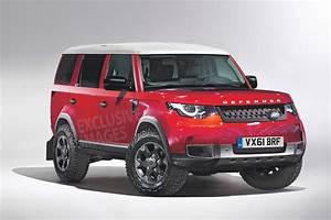 Nouveau Land Rover Defender : 2018 land rover defender review redesign engine release date price and photos ~ Medecine-chirurgie-esthetiques.com Avis de Voitures