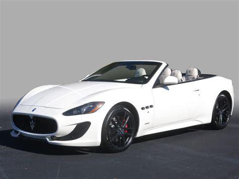 2015 Maserati Granturismo Convertible Information And