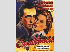 Casablanca movie posters at movie poster warehouse