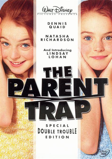 The Parent Trap 1998 Dvd Planet Store