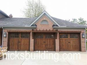 Wood overhead garage doors and carriage garage doors for for Carriage style garage doors for sale