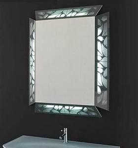 miroirs design pas cher miroirs design rectangulaire With miroir pour salle de bain design