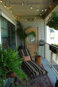 nice apartment patio garden design ideas I'm on Apartment Therapy! And Good-Bye to the Balcony ...