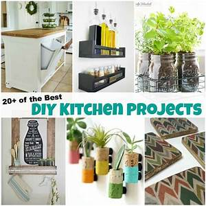 20, Of, The, Best, Diy, Kitchen, Projects, To, Spruce, Up, Your, Home