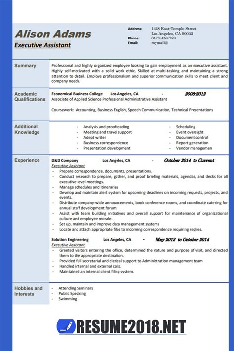 latest resume  templates  inspired