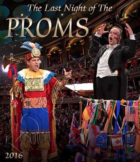 night   proms london  blu ray