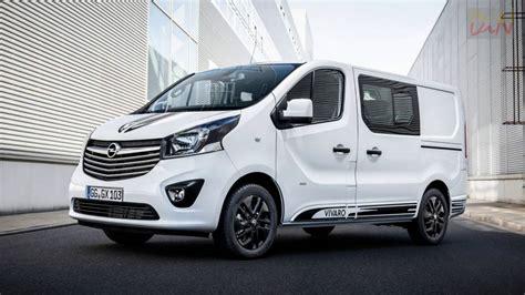 Opel Vivaro by 2017 Opel Vivaro Sport