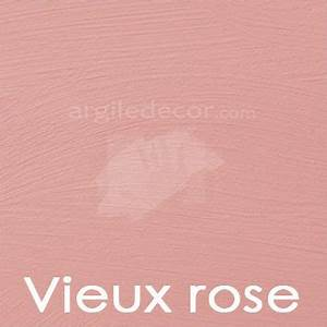 Vieux Rose Couleur : peinture la chaux en seau de 2 5 l naturelle et sans ~ Zukunftsfamilie.com Idées de Décoration
