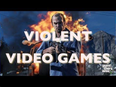 violent video games  violence  rubin report