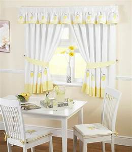 17 best ideas about yellow kitchen curtains on pinterest With kitchen curtain ideas must know