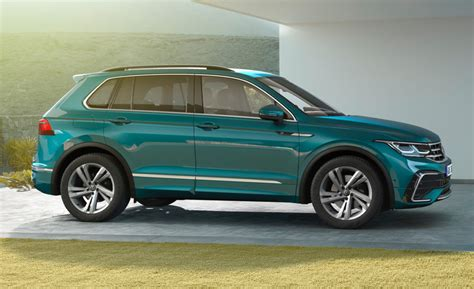 How Much The Monthly Instalments Are For A New Vw Tiguan
