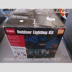 Toro Outdoor Lighting Kit, Model 52477