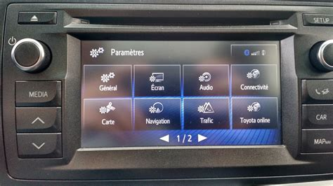 gps  touch    page  toyota forum marques