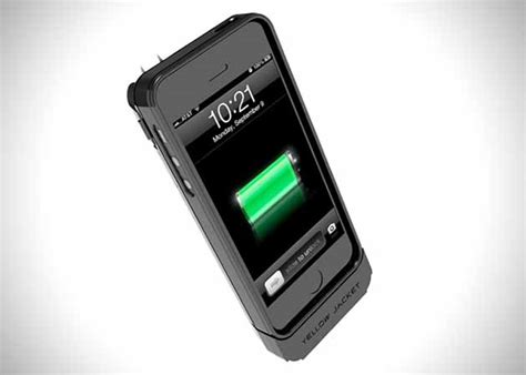 iphone taser yellow jacket iphone 5 stun gun hiconsumption