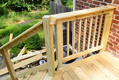deck rail height requirements home design ideas