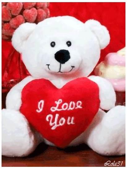 Teddy Bear Animated Gifs Valentines Bears Ilove
