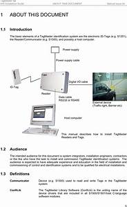 Tagmaster Lrxx Rfid Communicator User Manual 51027805