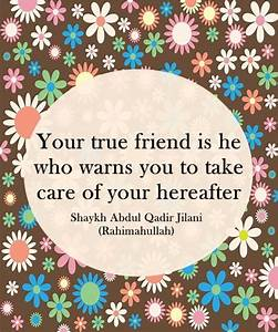 sheikh abdul qa... Al Jilani Quotes