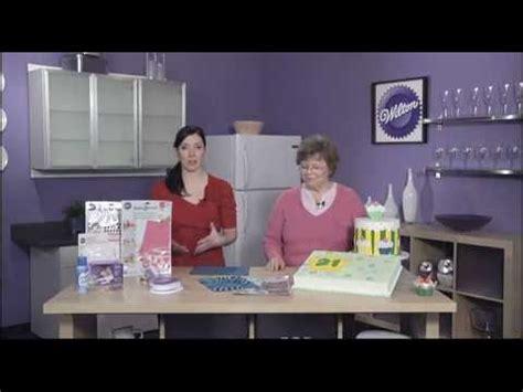 wilton sugar sheets edible decorating paper youtube