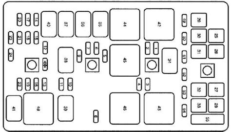 2006 Buick Lacrosse Fuse Box by 2006 Buick Lacrosse Fuse Box Fuse Box And Wiring Diagram