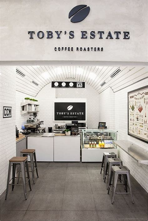 If you have a coffee shop, it's most effective to use wall sconces as ambient lighting which will. 55 Awesome Small Coffee Shop Interior Design 3 - Home & Decor