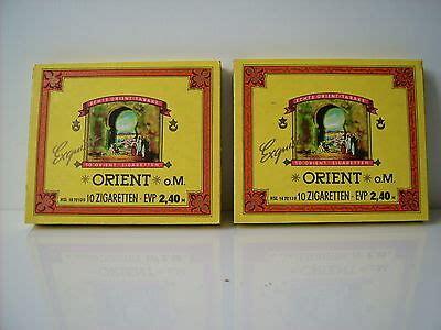 orient tabak zigaretten zigarettenschachteln zigaretten zubeh 246 r tabak feuerzeuge pfeifen sammeln seltenes