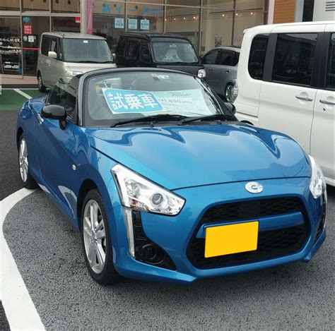 Copen Hd Picture by 2014 Daihatsu Copen Pictures Information And Specs