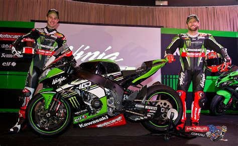 Racing Team by Kawasaki Racing Team Wordsbk 2016 Mcnews Au