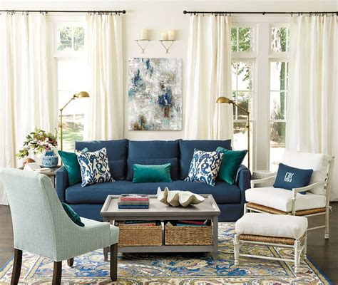 living rooms ideas  decorating blue living blue
