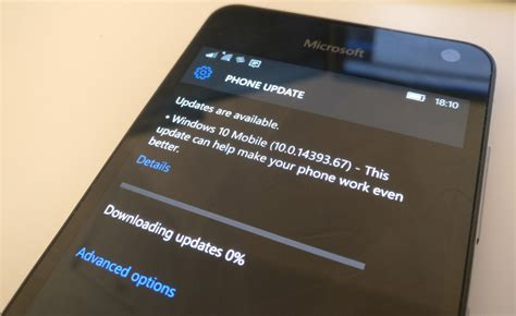 już jest windows 10 mobile anniversary update mobirank pl