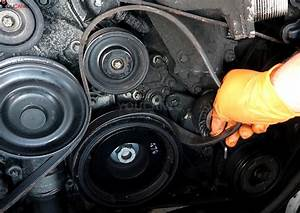 Mercedes Tensioner Replacement Guide