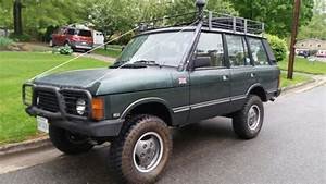 1992 Range Rover Country Swb For Sale