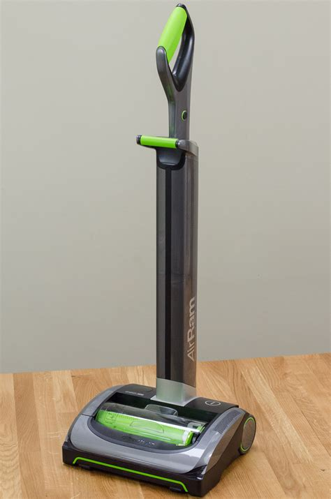 Review: Gtech AirRam MK2 cordless vacuum cleaner - Growing ...