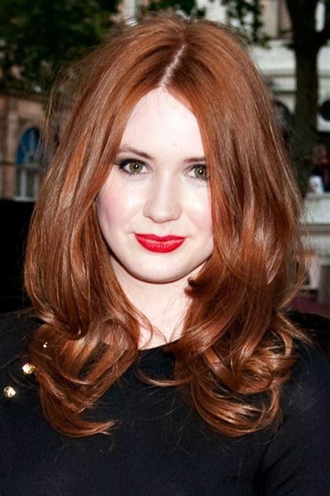 couleur cheveux mi couleur de cheveux acajou 64 photos pour choisir votre nuance archzine fr