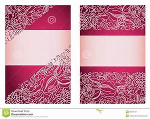 invitation card template vertical stock vector image With free wedding invitation templates 4x6