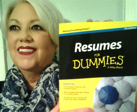 writing lab resume writing for dummies book