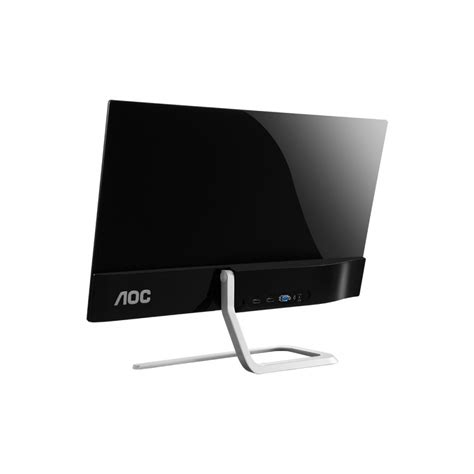 check out these futuristic looking aoc ips monitors