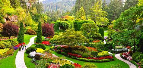 butchart gardens  kenmore air