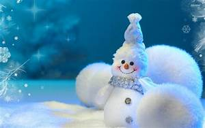 Christmas Snowman Wallpaper High Quality 462 - HD ...