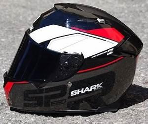 Casque Shark Speed R : essai casque shark speed r compl ment d 39 info ~ Melissatoandfro.com Idées de Décoration