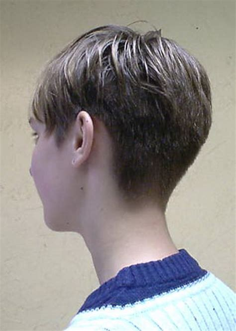 Back View Of Pixie Hairstyles by Back View Of Pixie Haircut