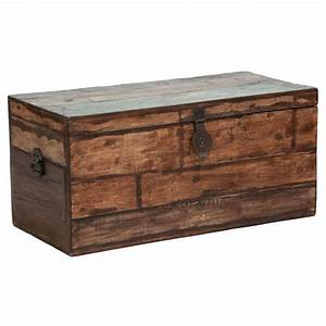 25 best wooden trunks images on pinterest wooden trunks for Overstock trunk coffee table