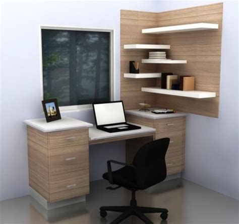 Ikea Desk Corner Shelf by How To Use A Corner For A Small Ikea Home Office