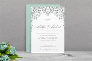 printable wedding invitation template download instantly With free printable and editable wedding invitations