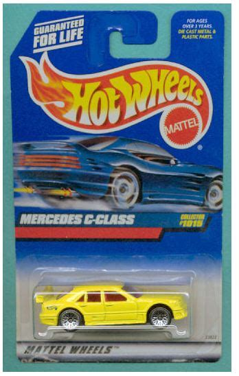 Our car experts choose every product we feature. Mercedes C Class | Model Cars | hobbyDB