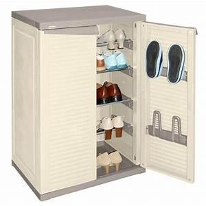 Meuble De Rangement Exterieur : charmant meuble de rangement exterieur plastique 5 ~ Edinachiropracticcenter.com Idées de Décoration